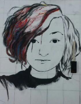 self portraitish