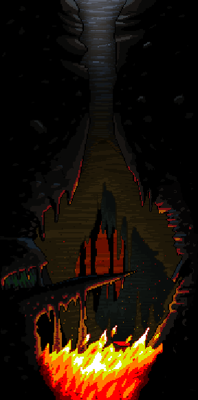 fantasy: red hot lava