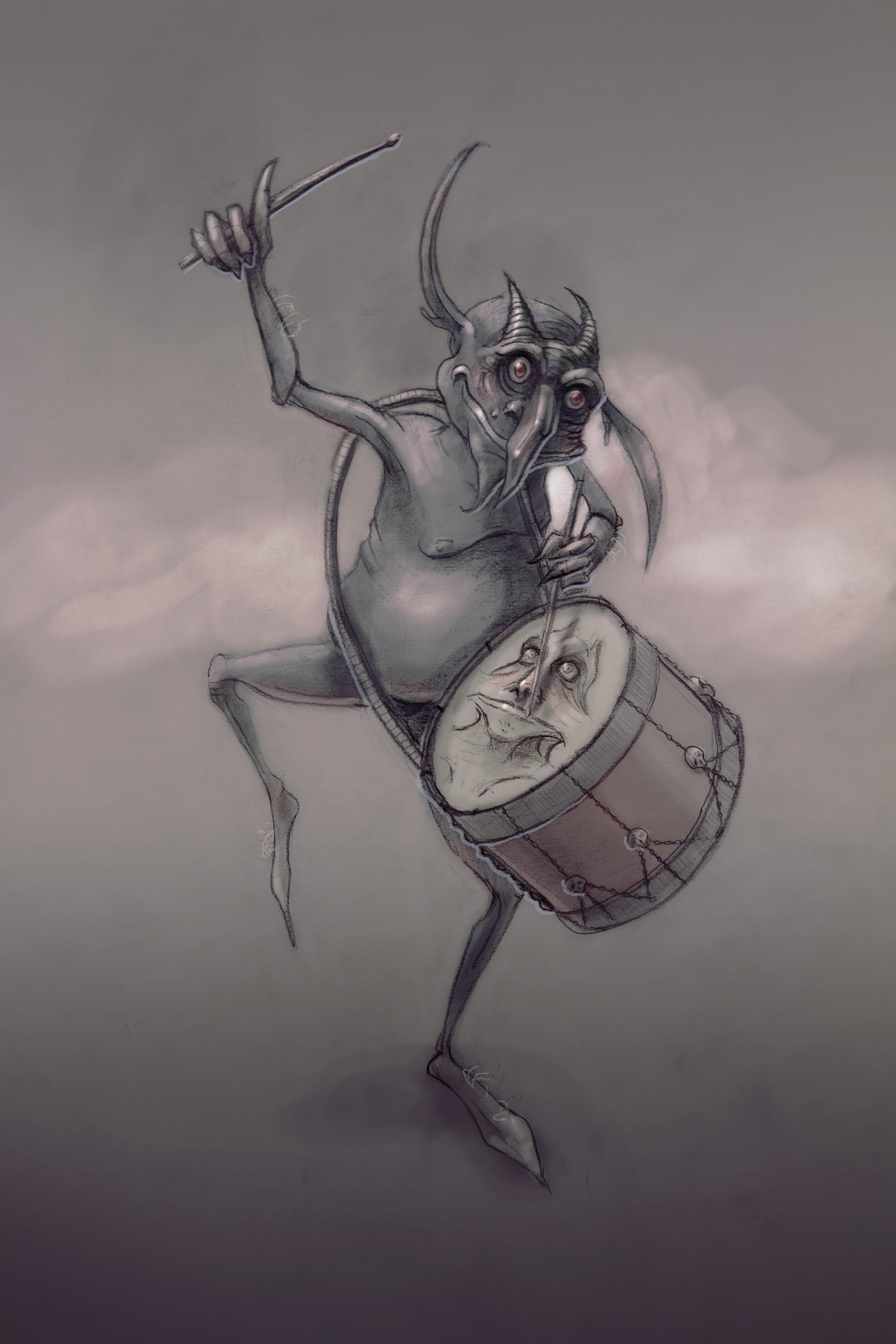 The Devil's Drummer