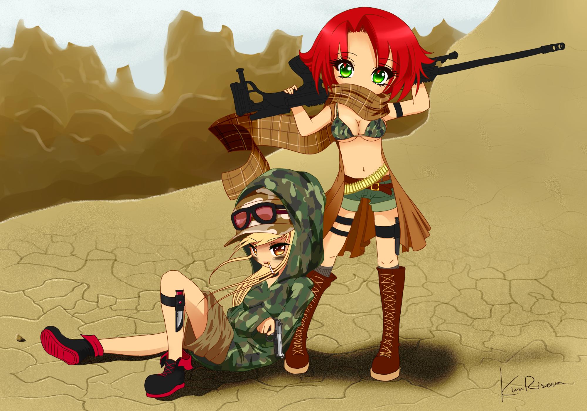 Sniper (finished)