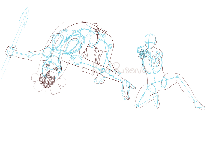 COTM May 2015 sketch part 2