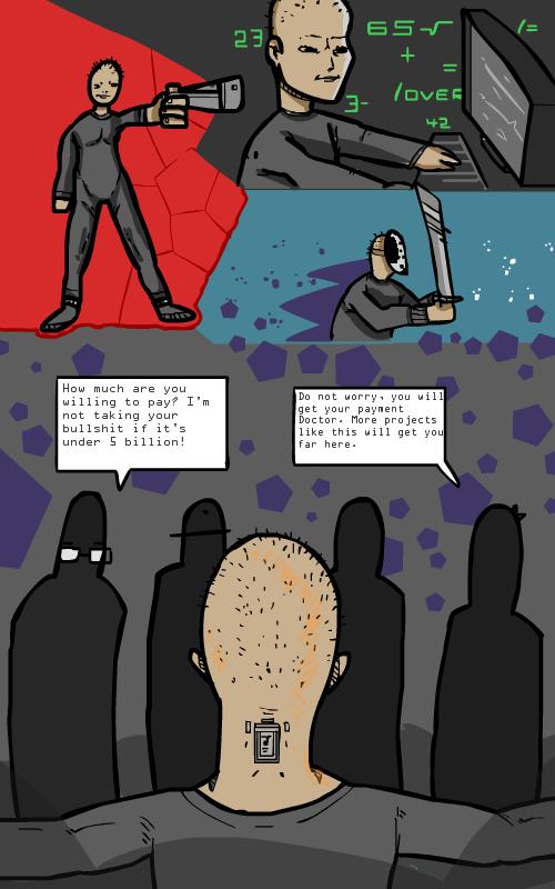 Comic Book - Subterranea Pag2