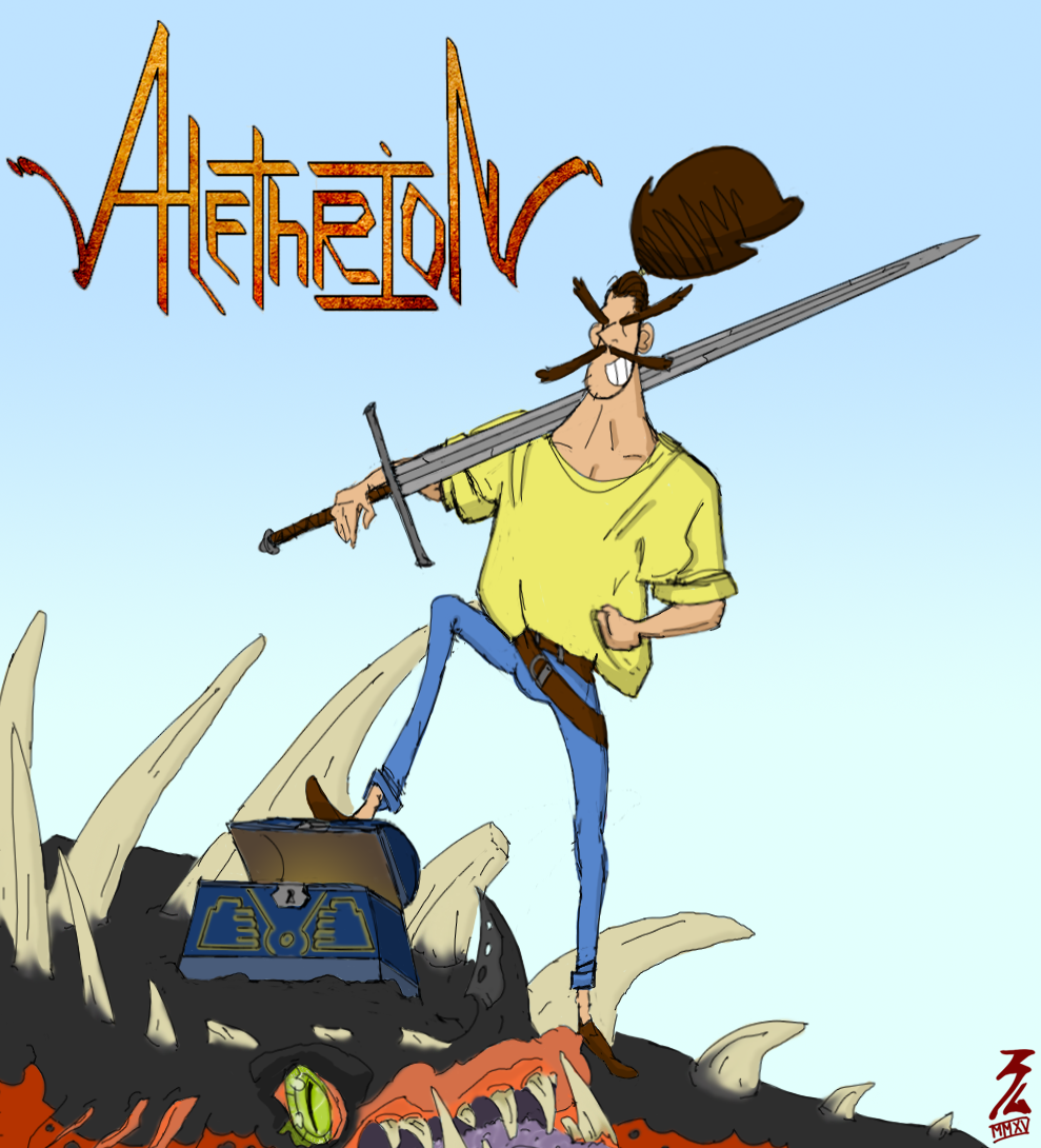 Alethrion, The First Hero