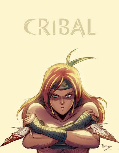 Cribal Cover X
