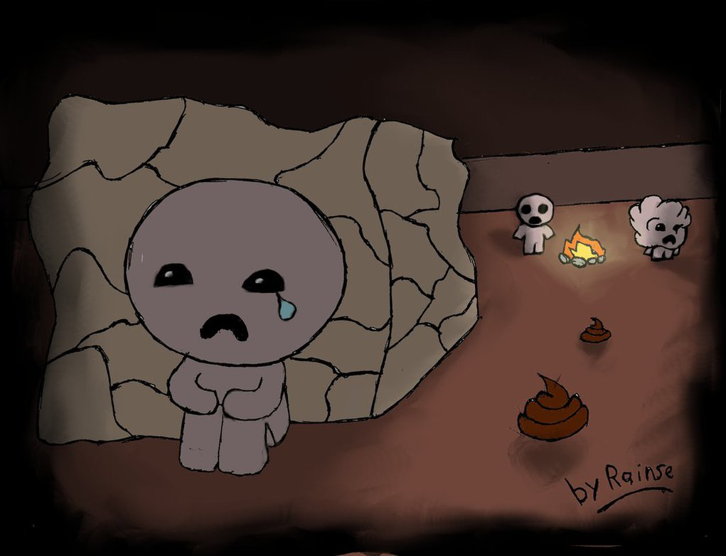 Binding of Isaac by Rainse