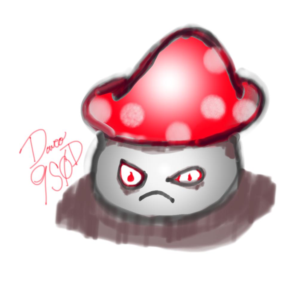 Angry Shroom 2