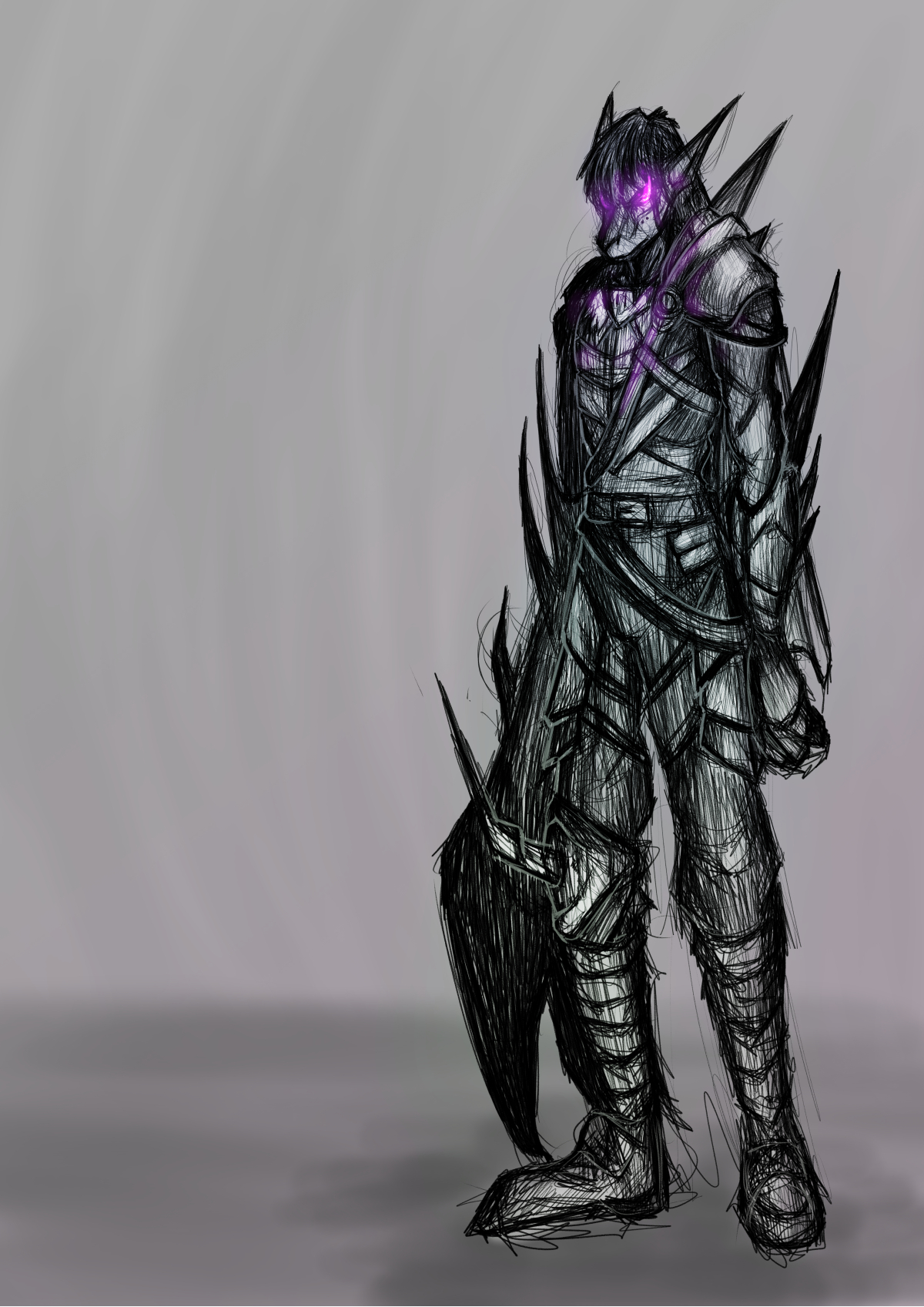 Character Design: Xi'Vaal