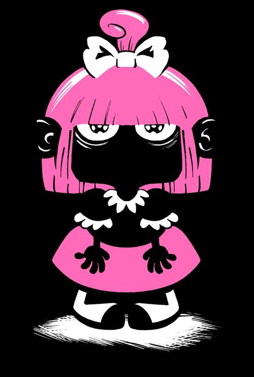 Gloomy Clarissa