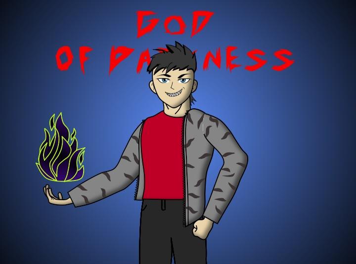 God Of Darkness Fimfiction Cov