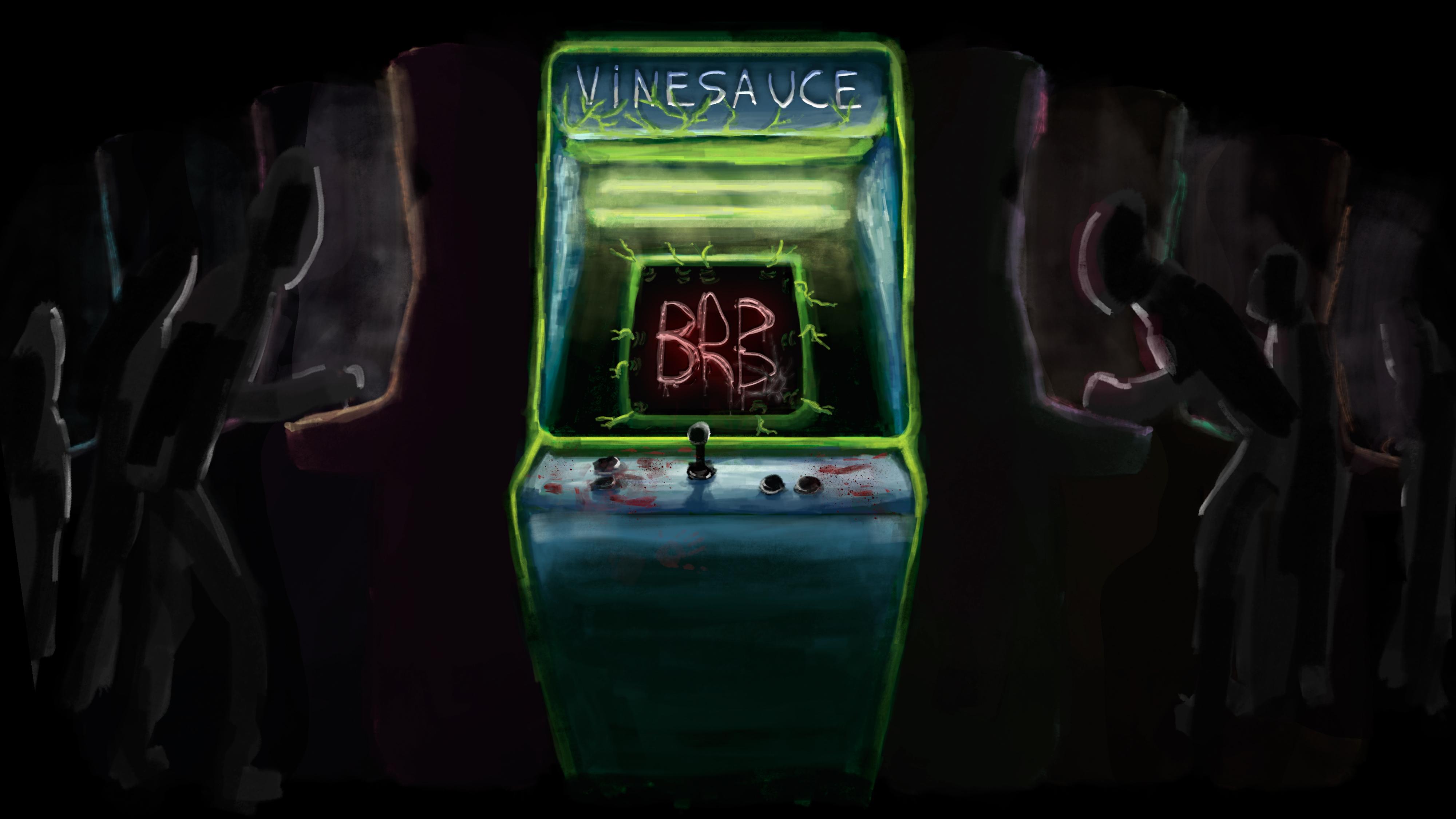 Vinesauce arcade