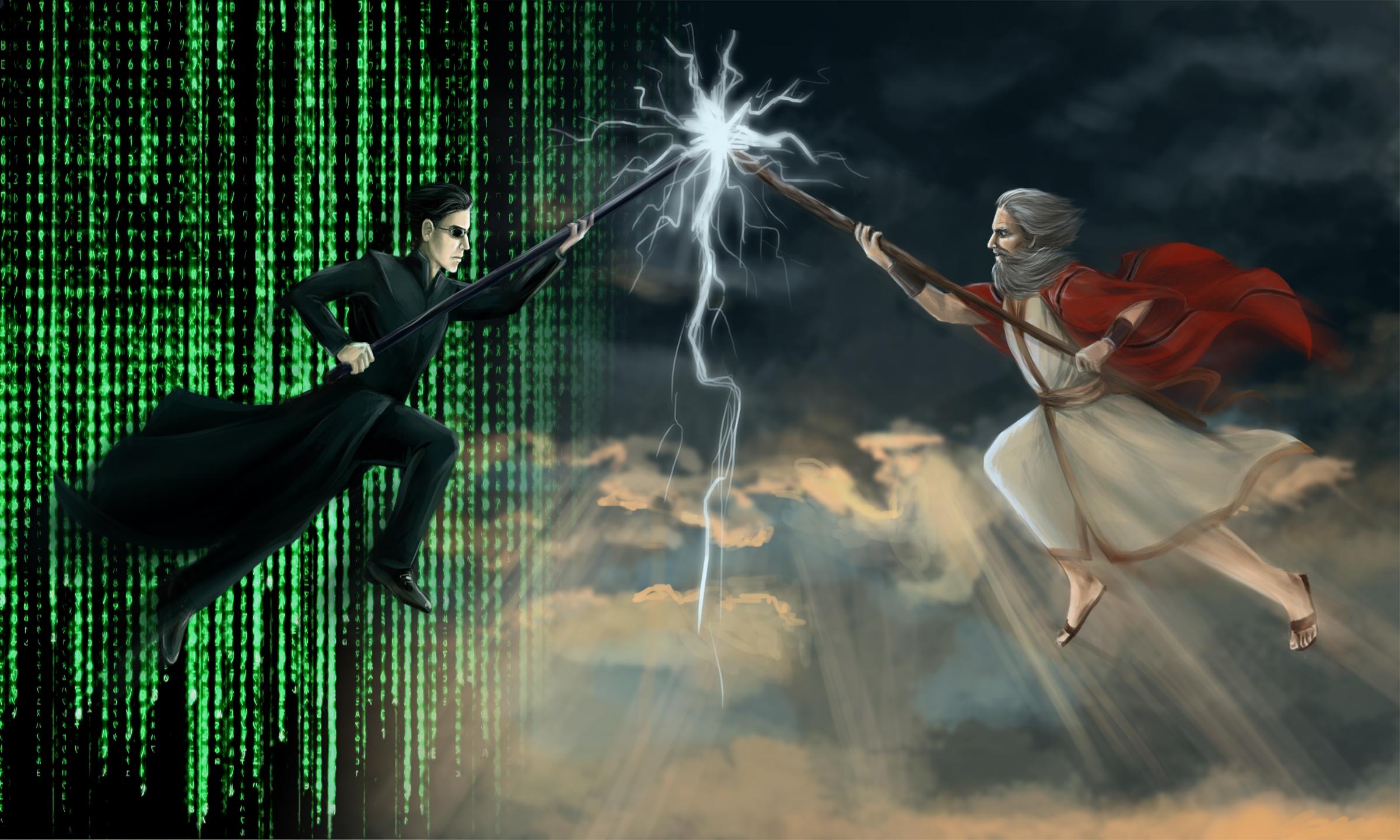 Neo vs Moses