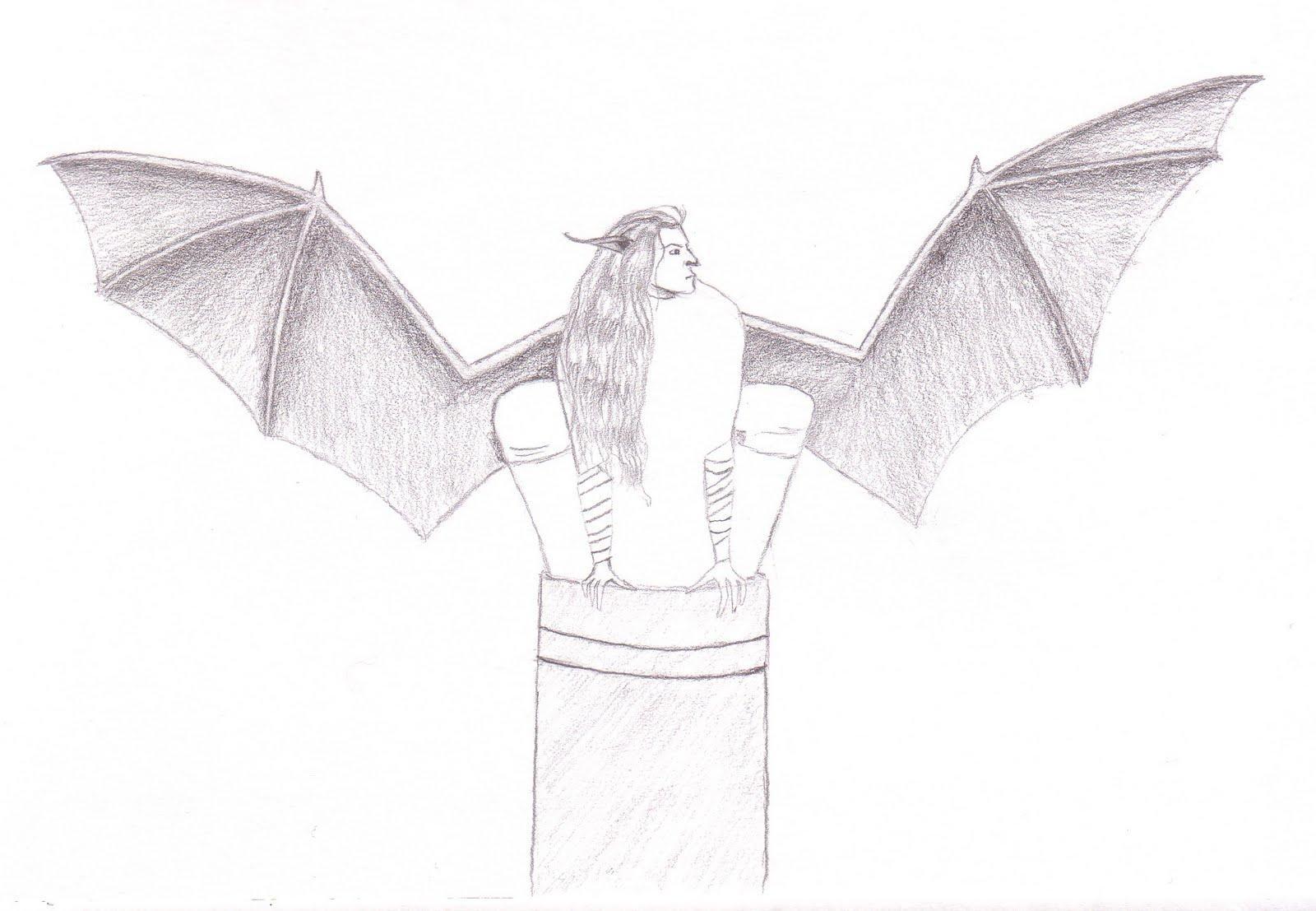 Gargoyle Sketch