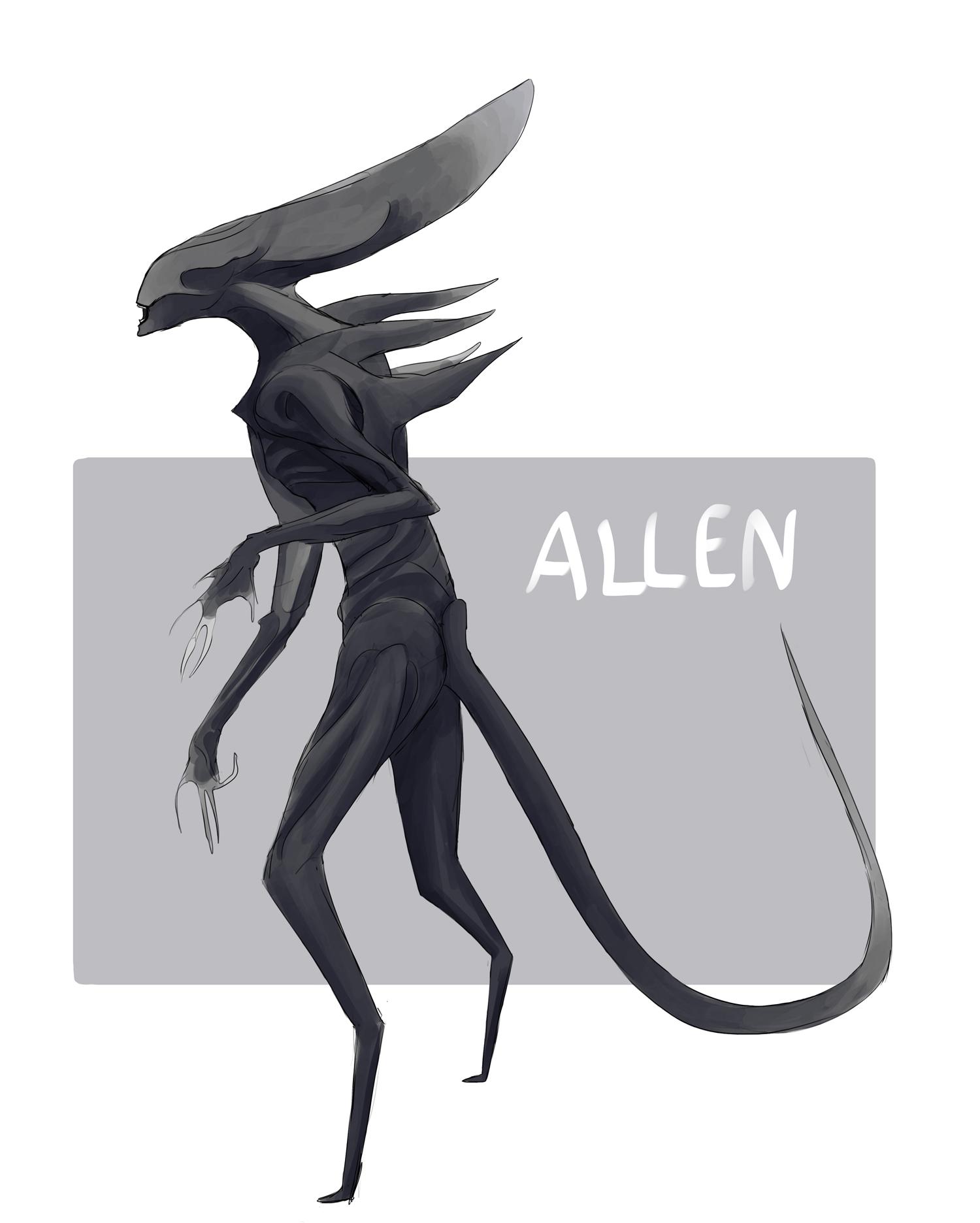 Allen from Alien