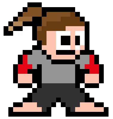 Pixel Art Zhy