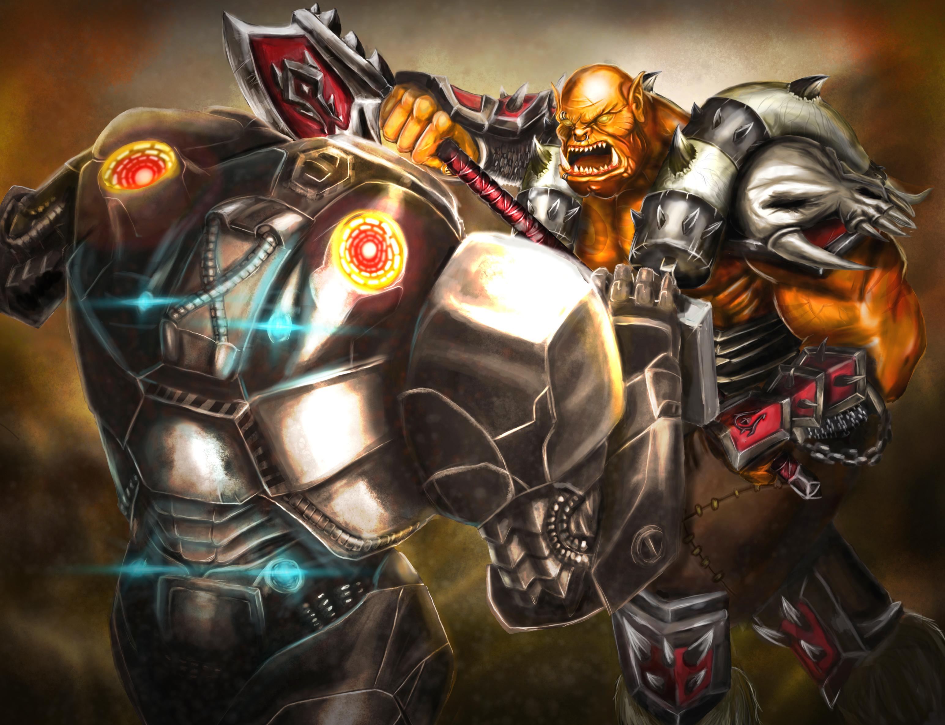 World of warcraft vs Stracraft