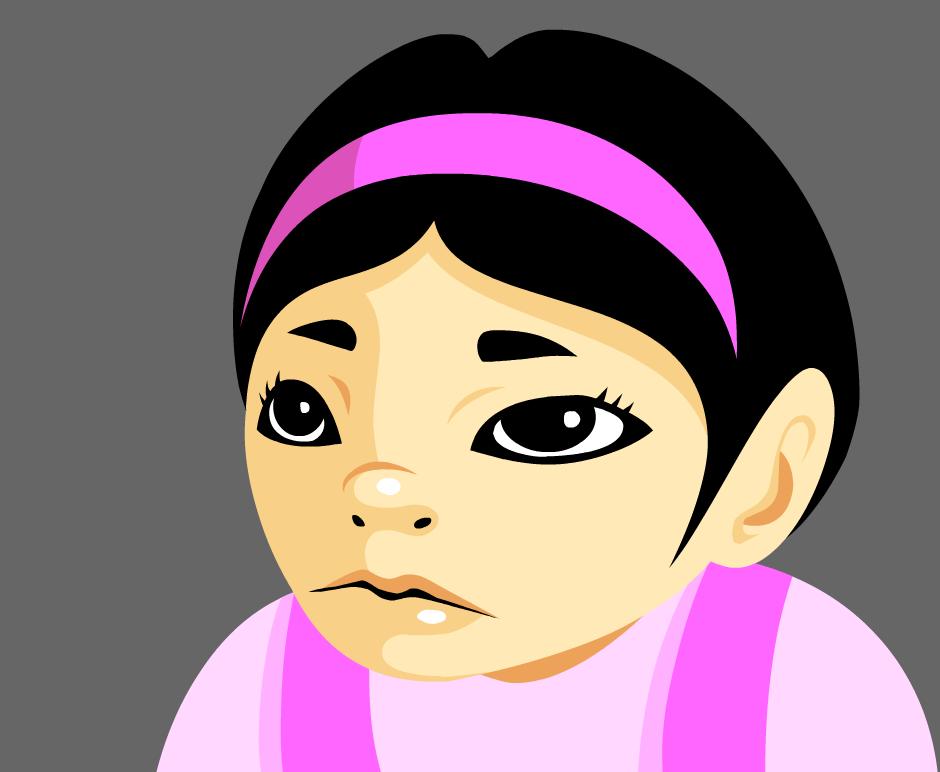 Nene Face Closeup