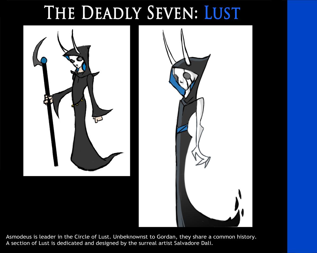 Deadly Seven: Lust