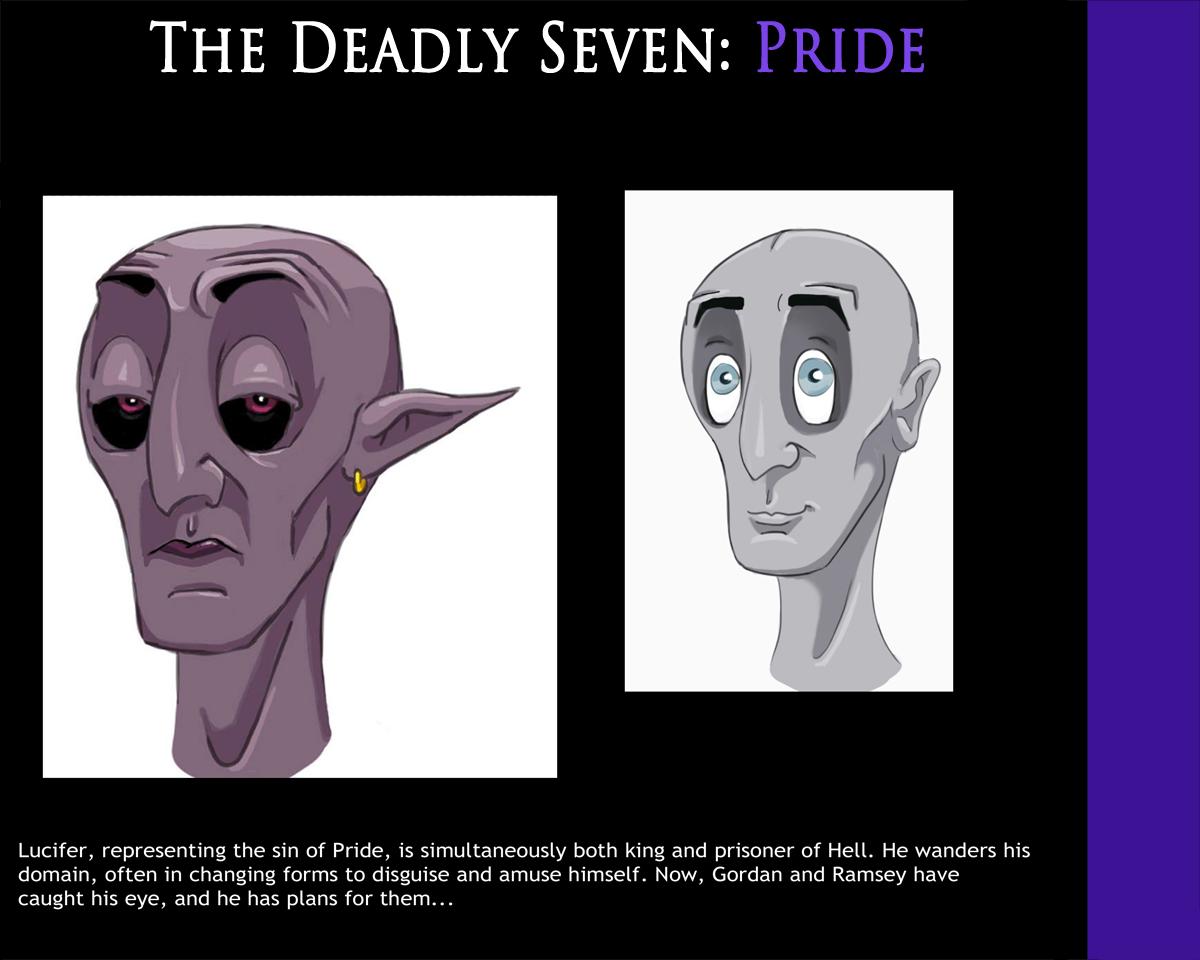 Deadly Seven: Pride