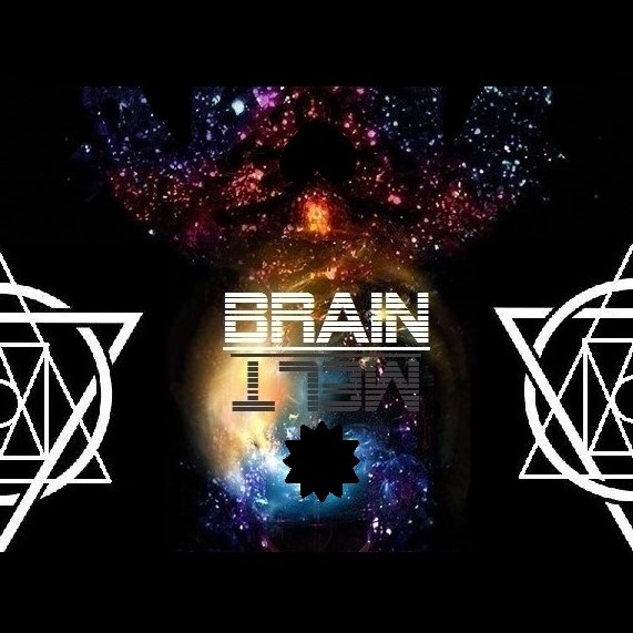 Brain Melt New Album Cover