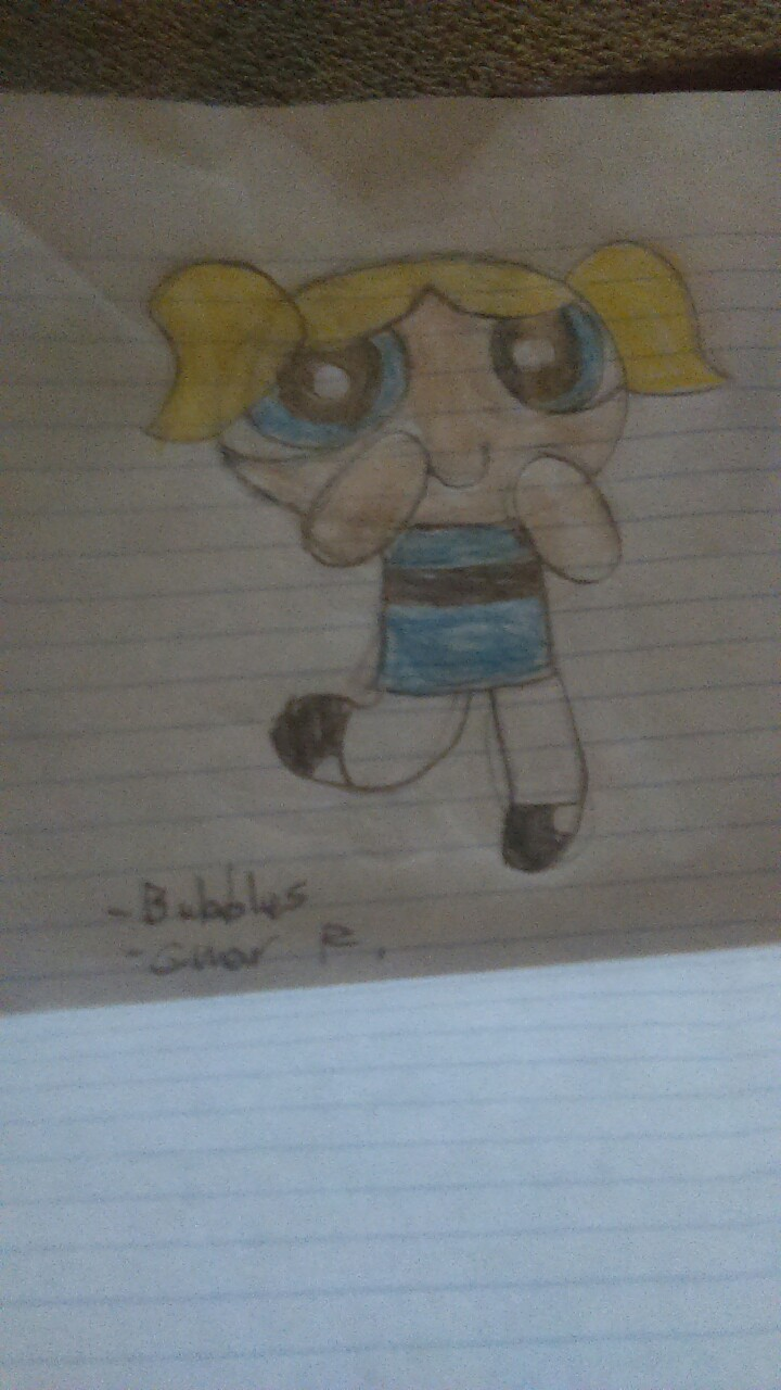 Bubbles P.P.G (Sibbling Request)