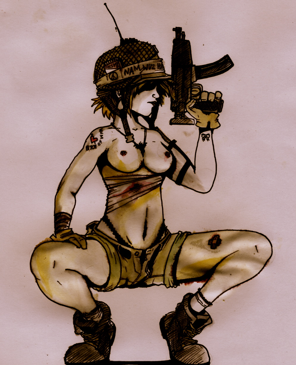 army chick
