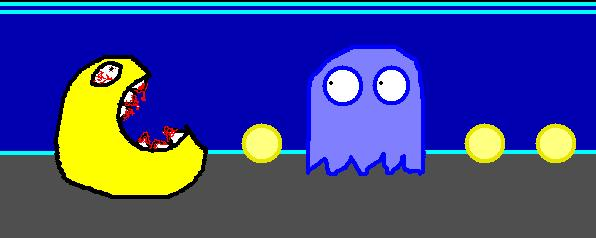 Pac Man Gone Mad
