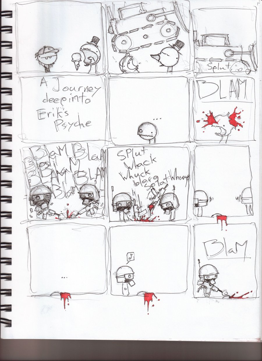 Some comic thing 5