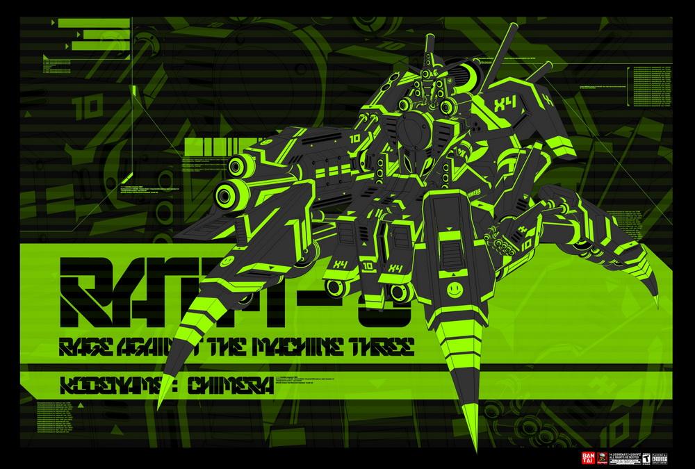 R.A.T.M.3: Chimera