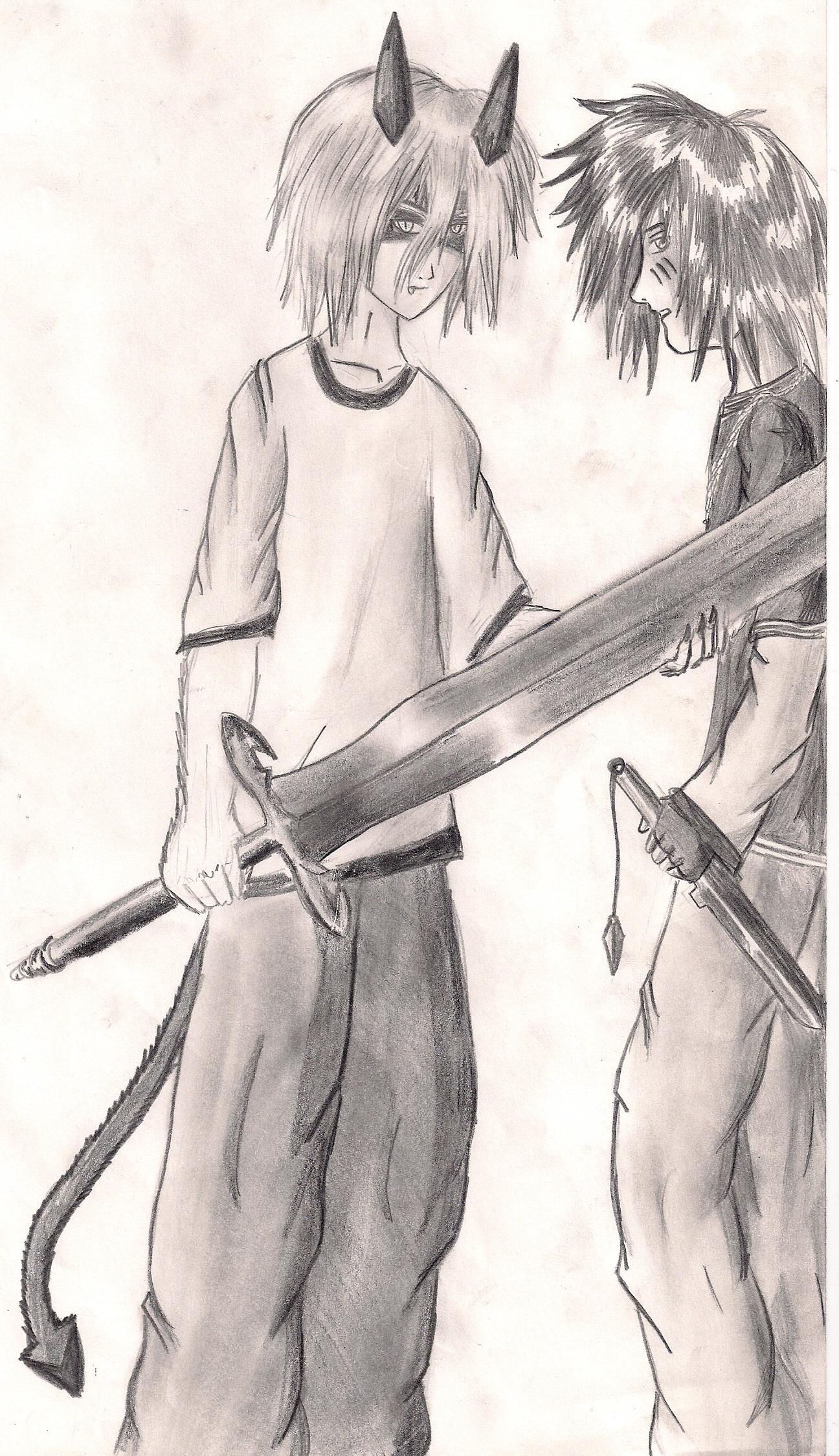 My manga mains