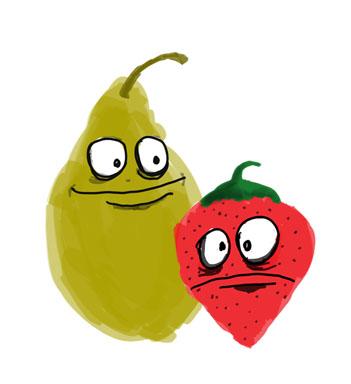 Awkward Fruit