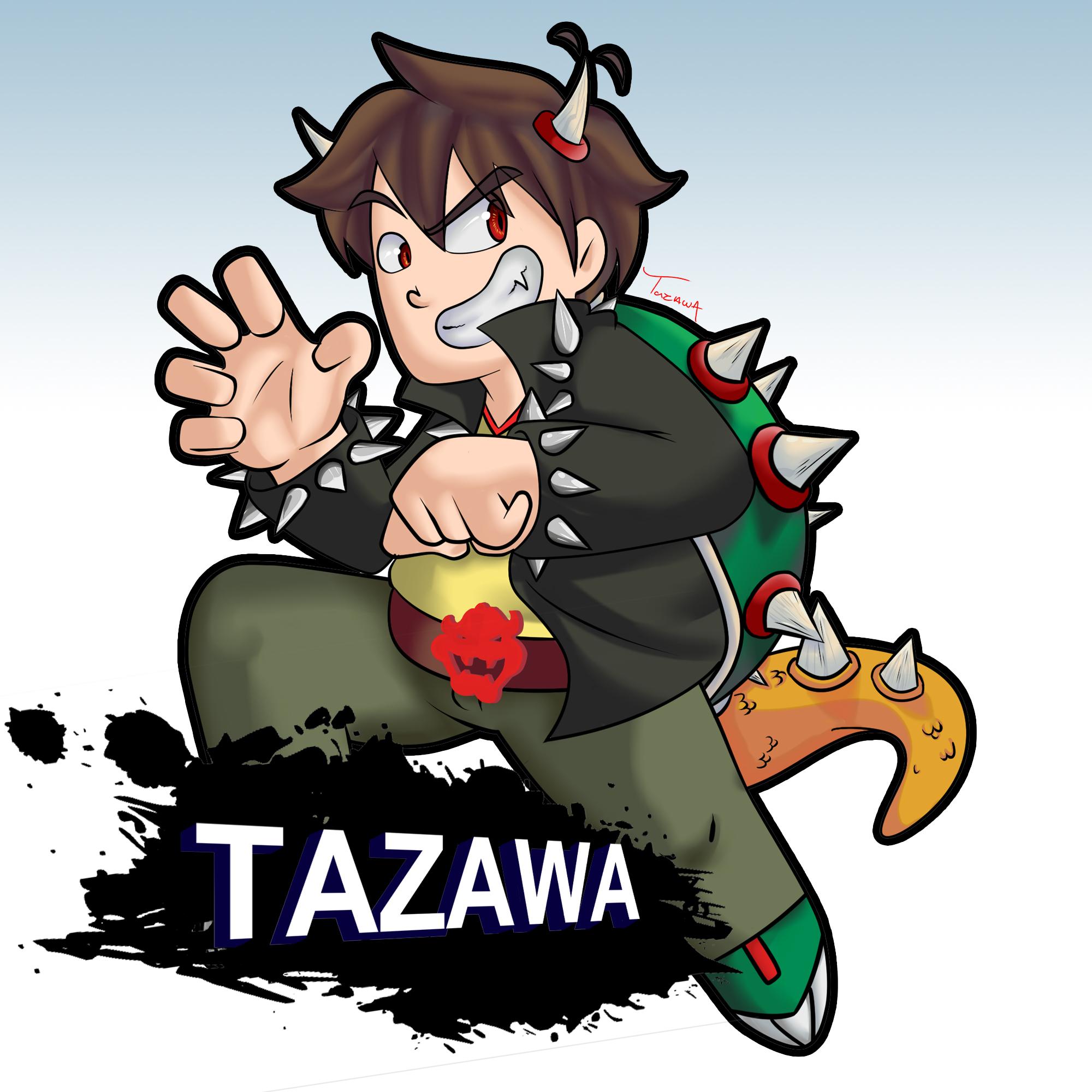 Tazawa-Bowser SmashFlashers