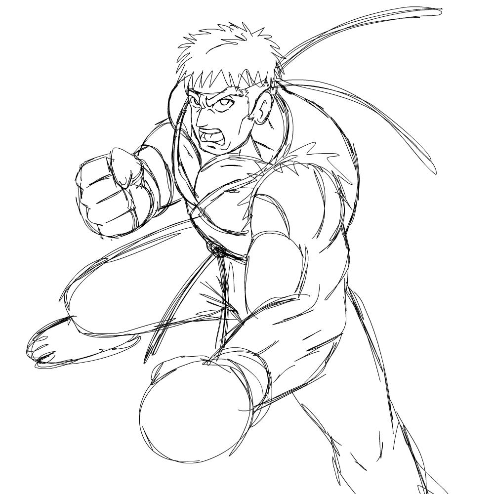 Ryu WIP