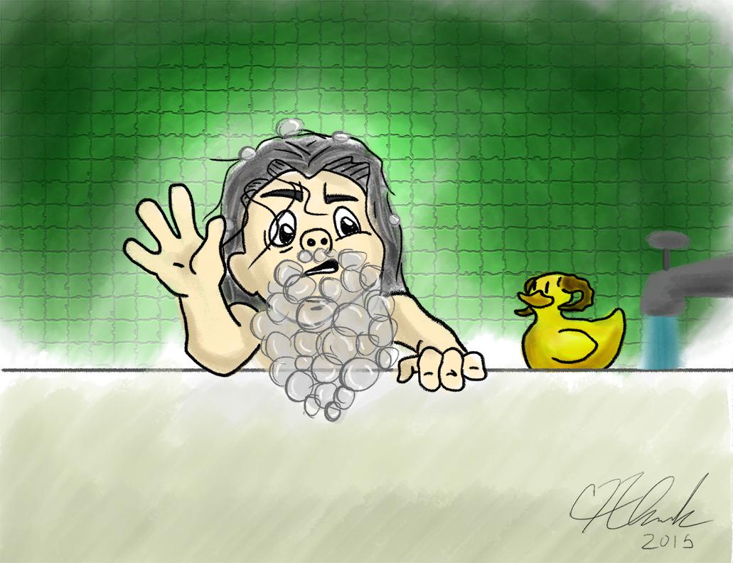 Wash, You Fools!