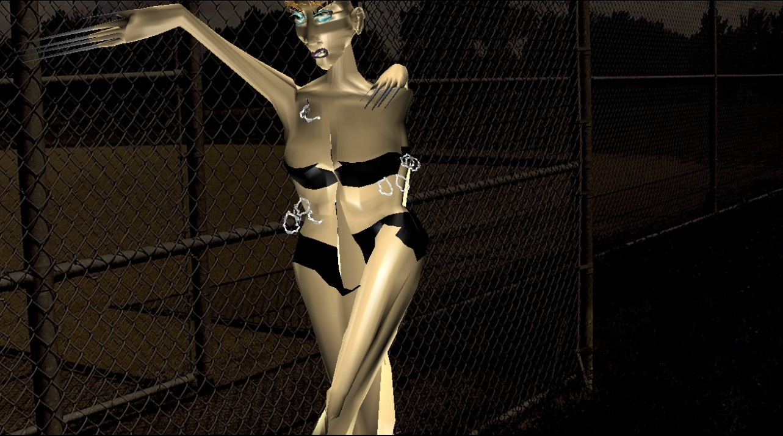 Lady Deathstrike forgotten, fence awakened and so ugh