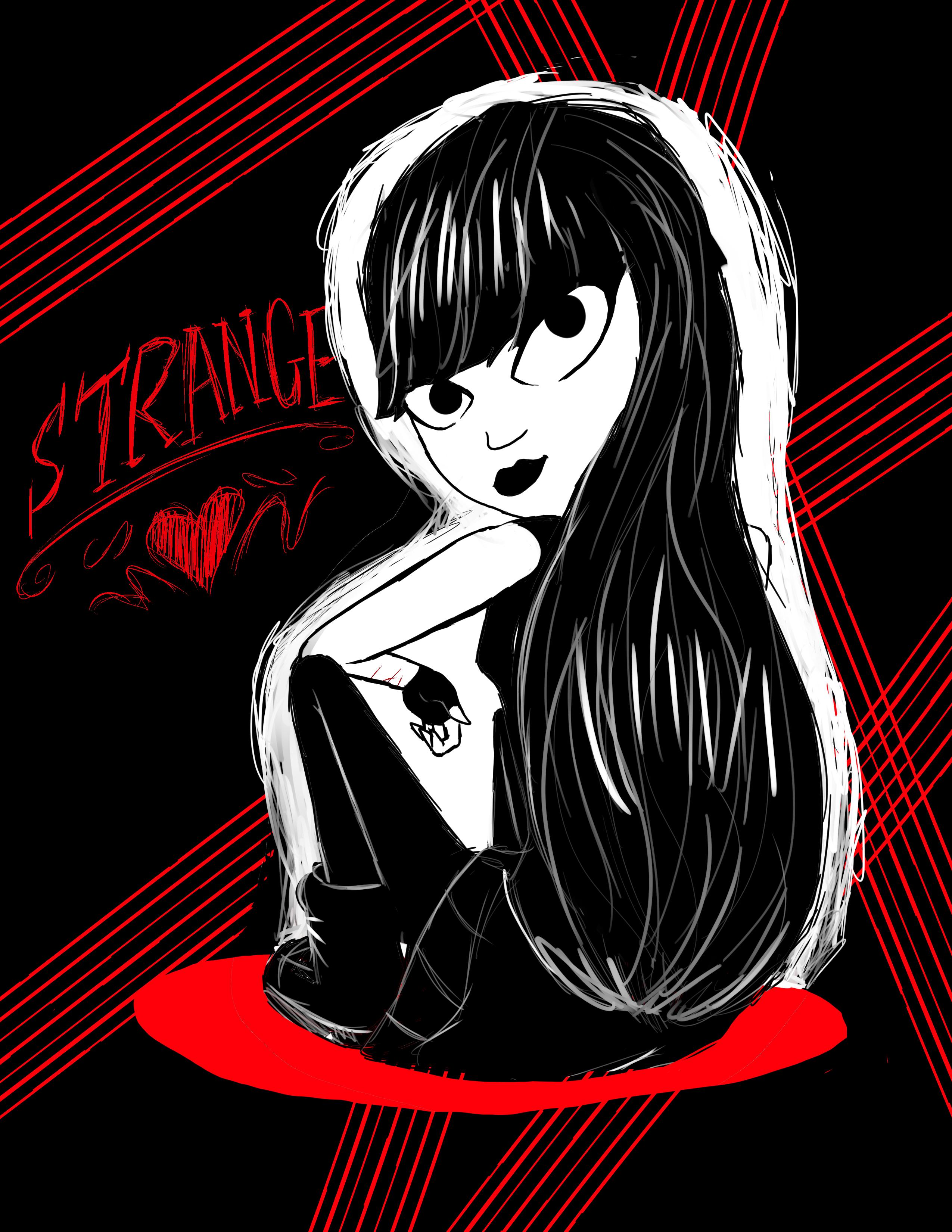 Aren't I strange?