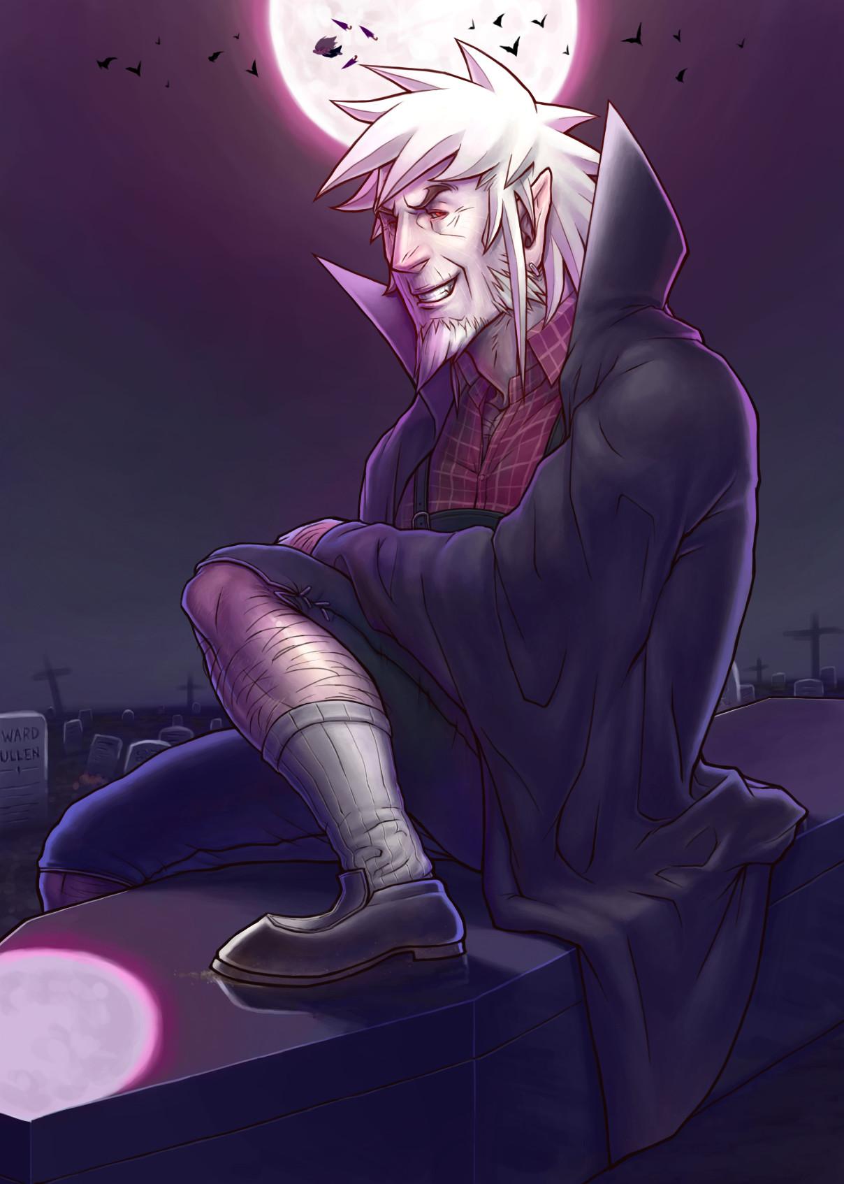 Rüdiger, der große Vampir
