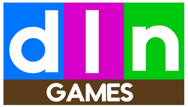 DLN Games Logo