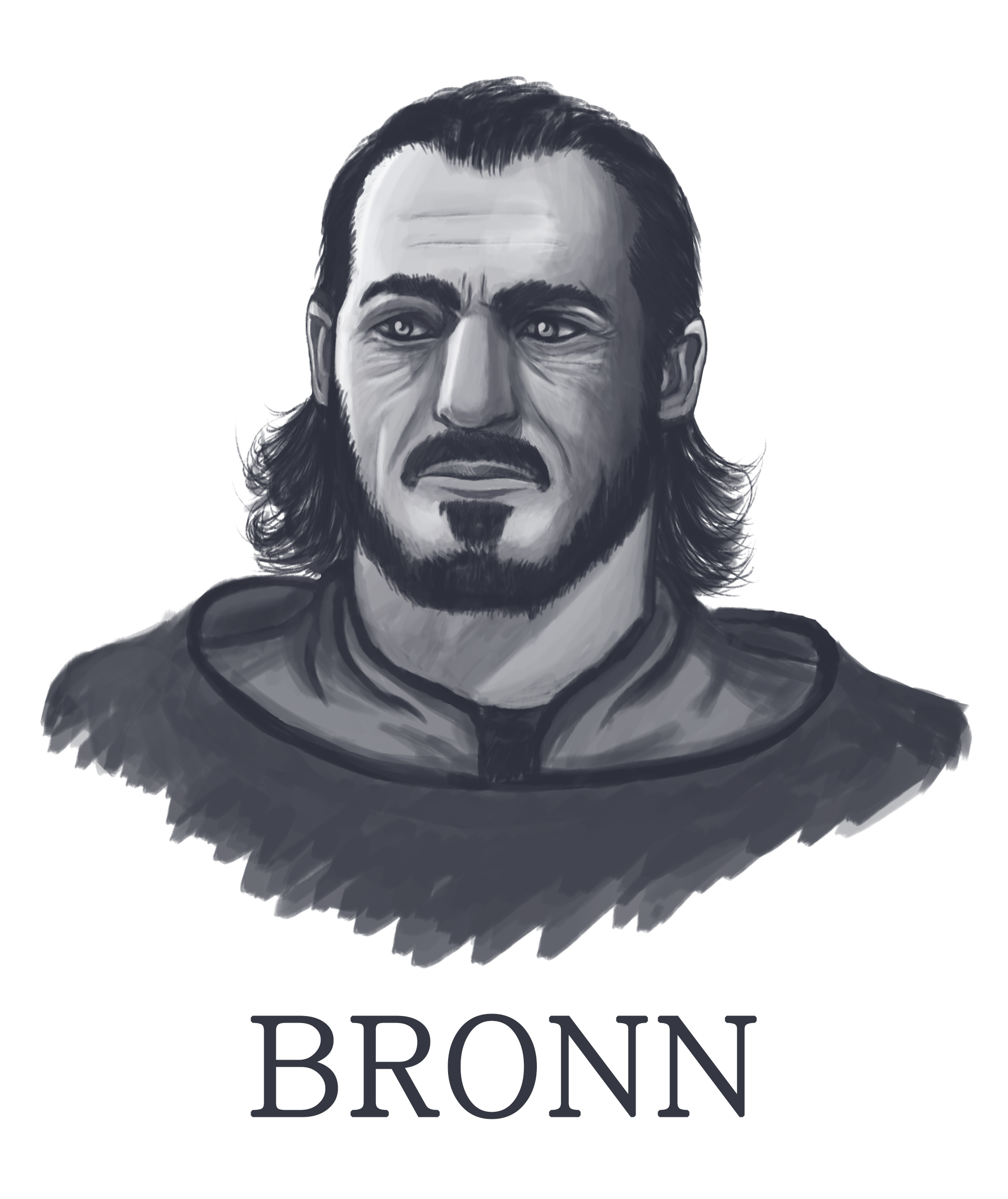 Bronn (from Game of Thrones)