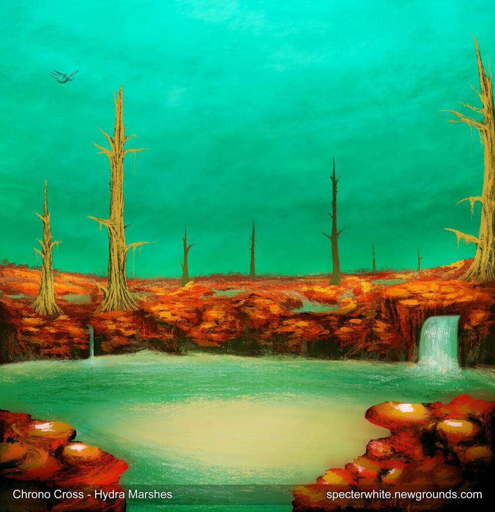 Hydra Marshes