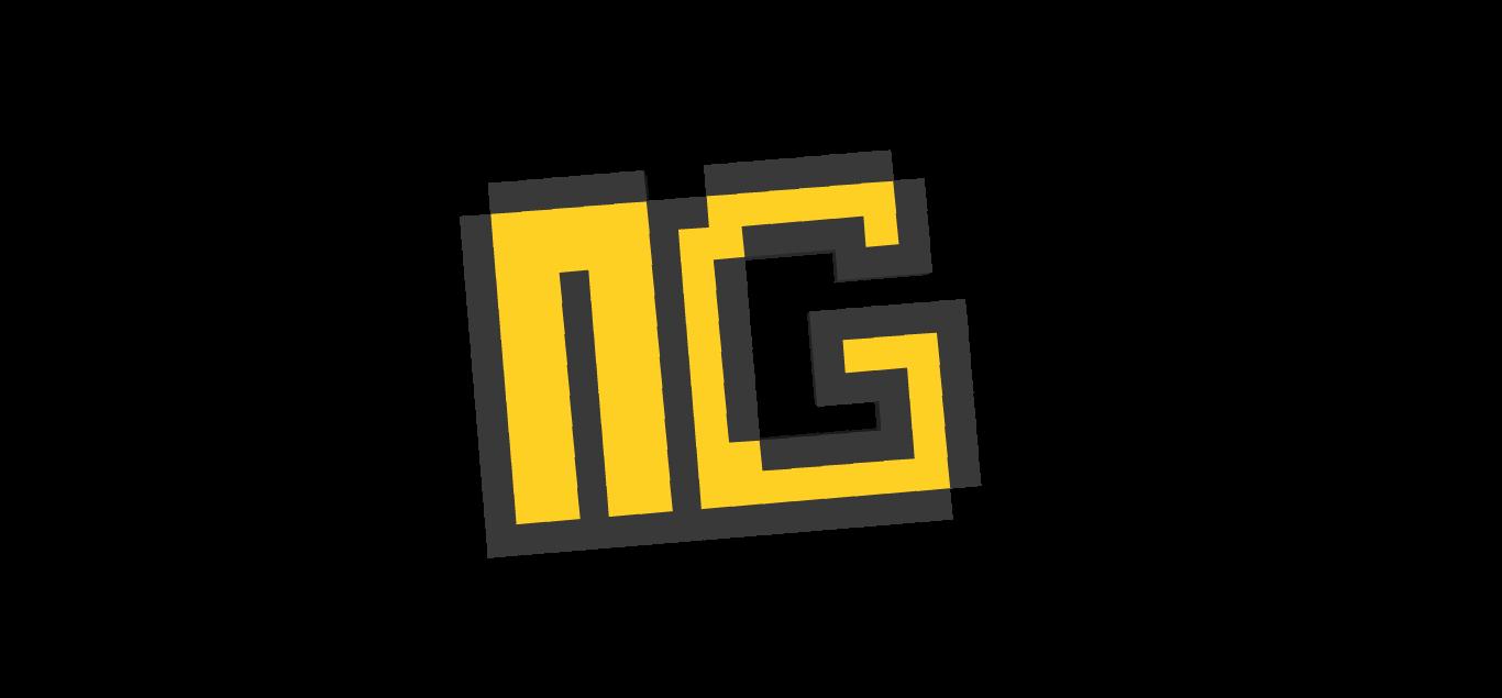 NewGrounds Logo made be me