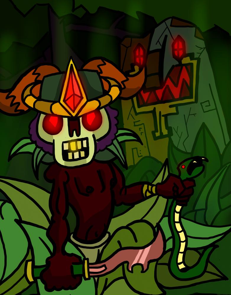 Jungle Mojo