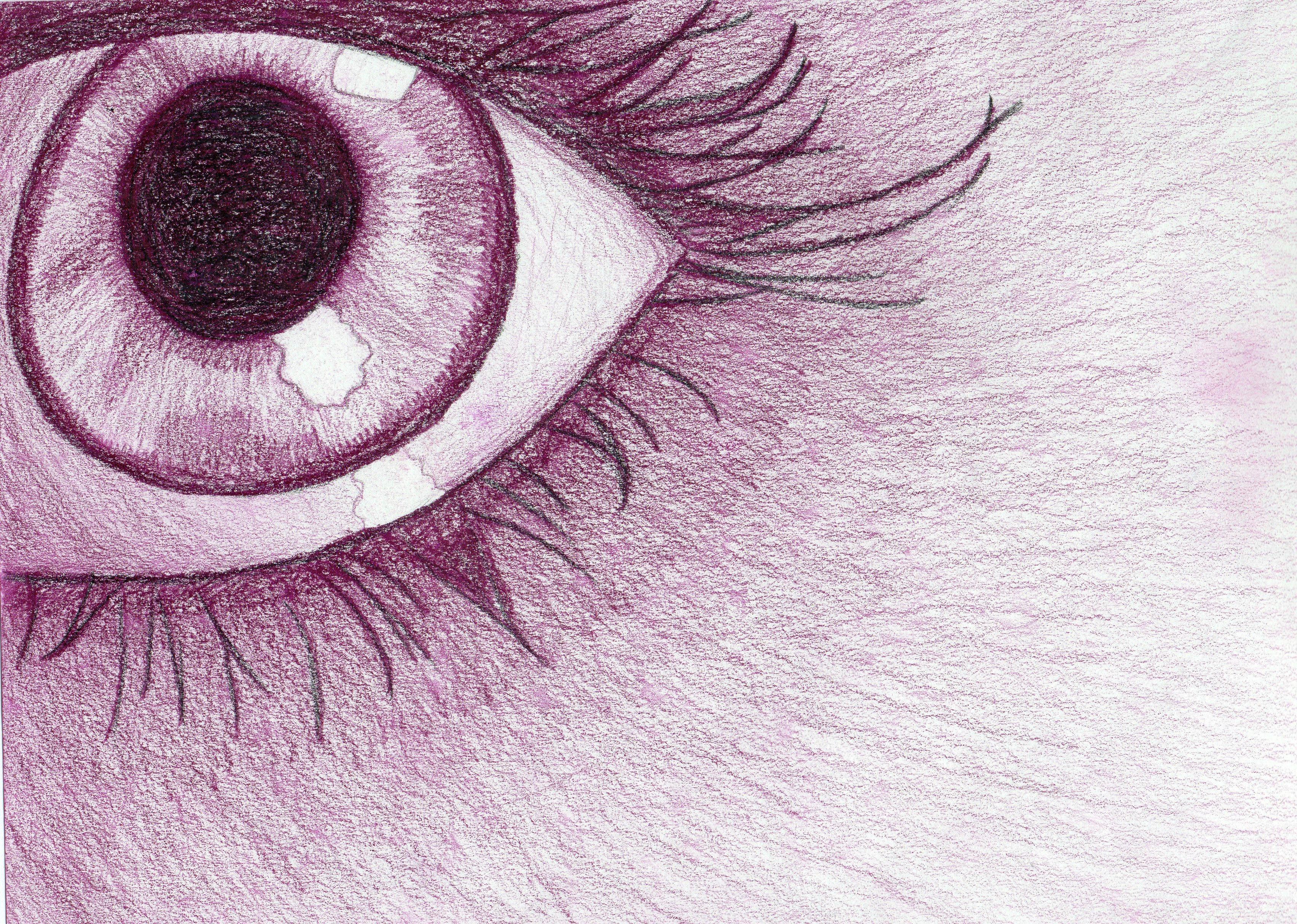 Monochrome Eye