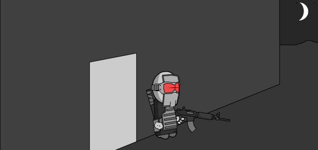 Riot guard