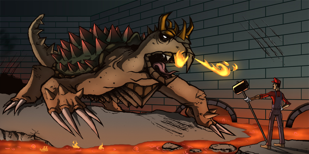 Bowser, Great Demon King of the Koopa