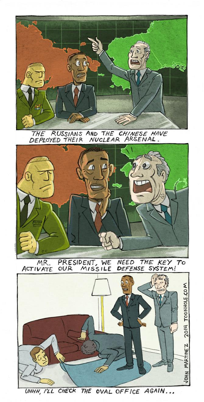 Nuclear Arsenal