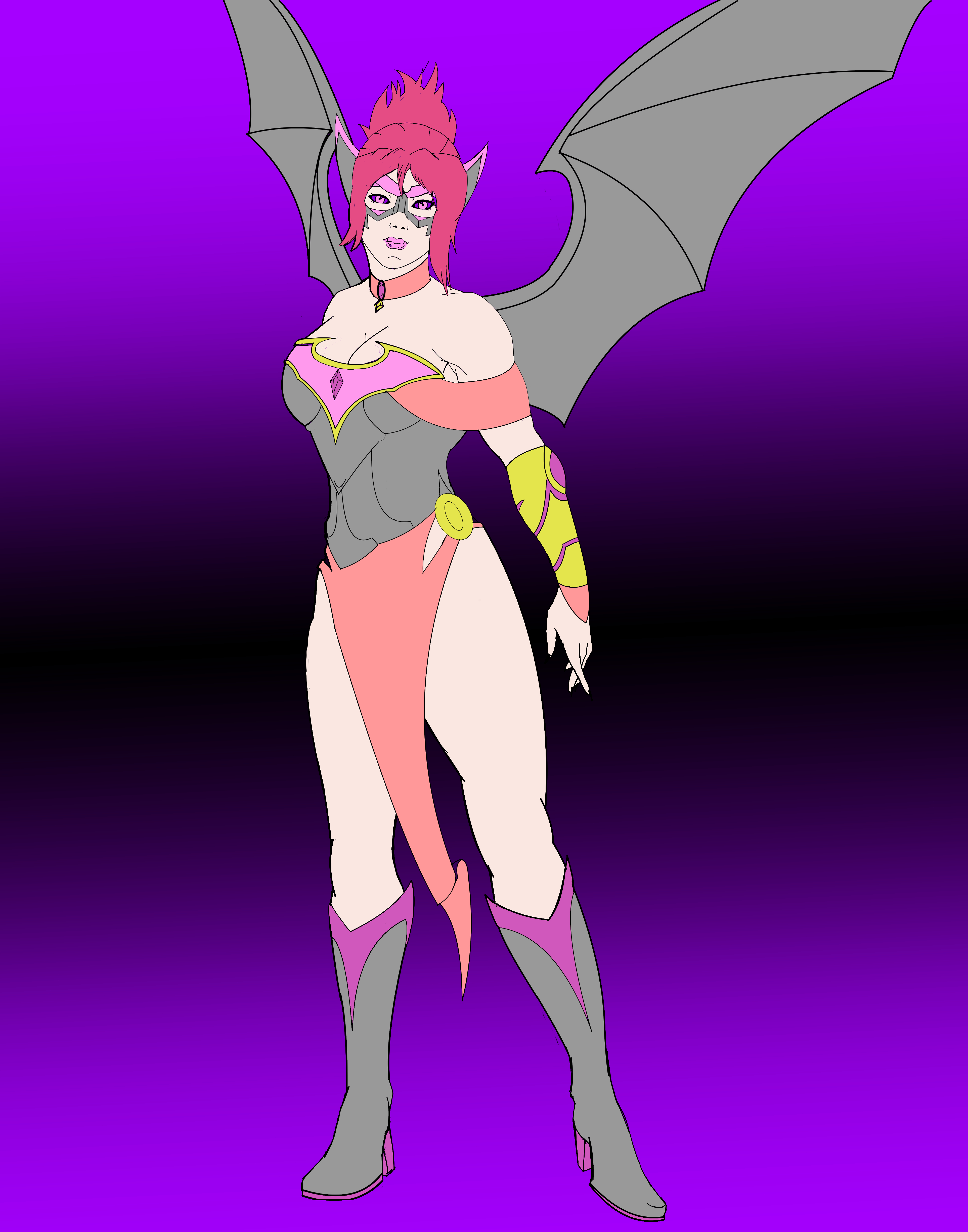 Rose-bat