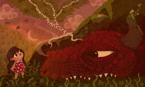 Meime's Dragon