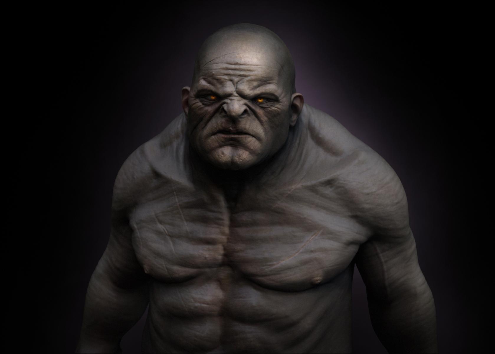 Ogre Man