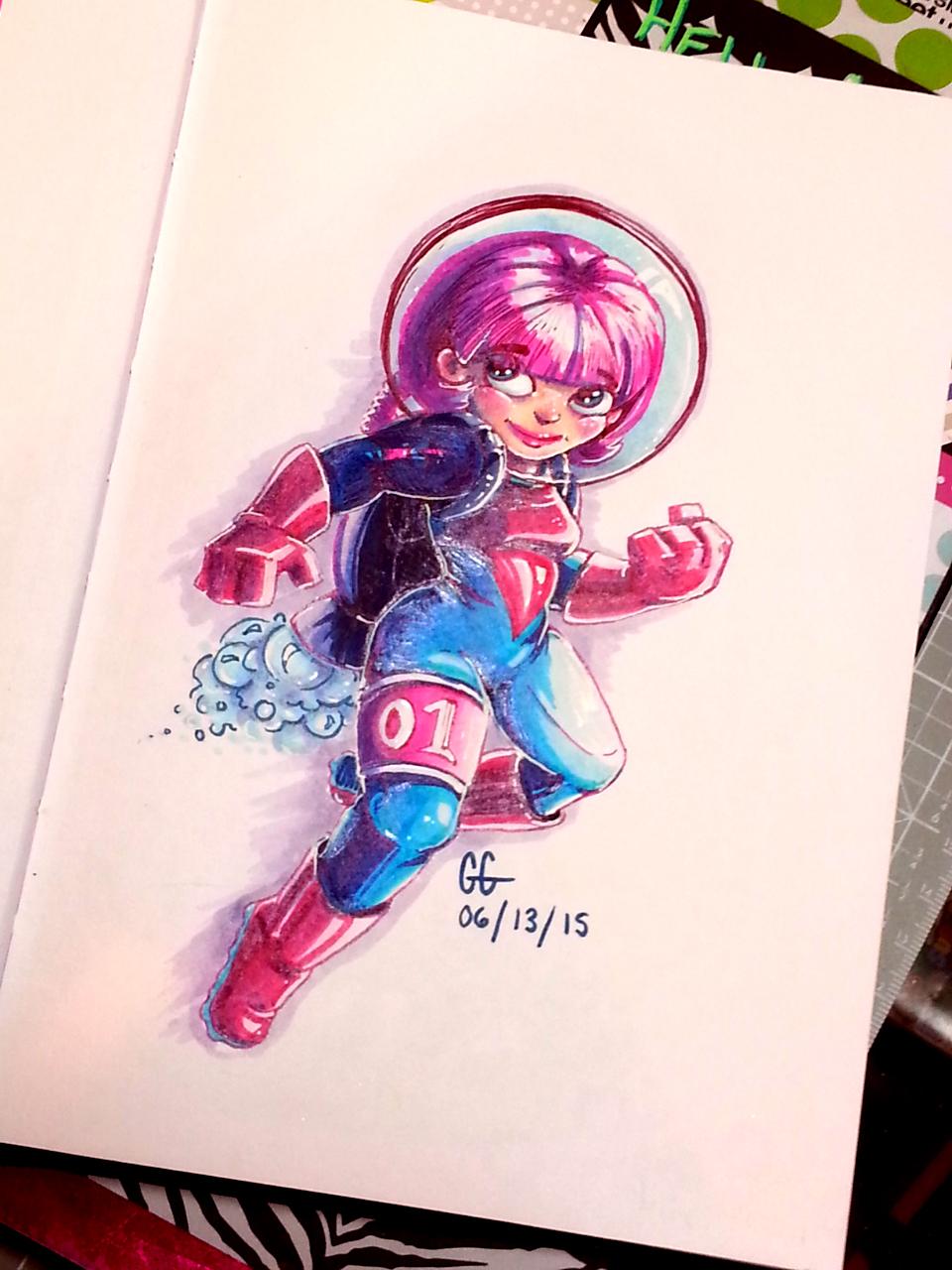 Space Explorer #1
