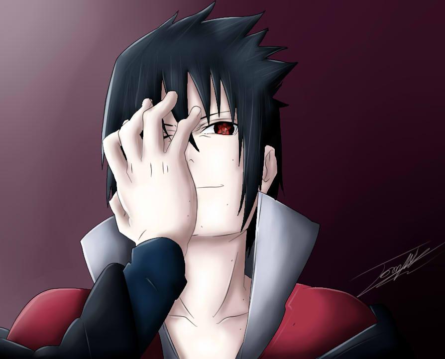 Sasuke :3
